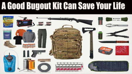 a good bugout kit can save your life