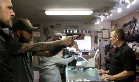 Gun stores shut down in LA county